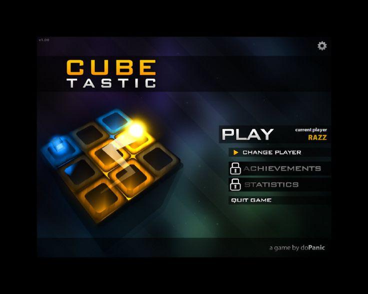 cubetastic - Rubix cube style game
