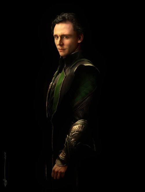 Loki was always my favorite character in mythology.