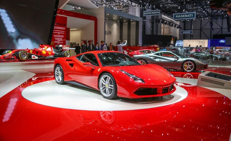 2016 Ferrari 488GTB Revealed! The 458 Successor Goes Turbo - Photo Gallery of Official Photos and Info from Car and Driver - Car Images - Car and Driver