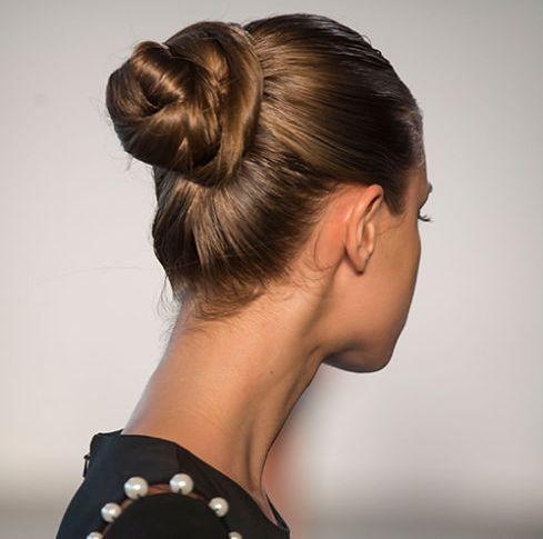 2017 Tendencias de Pelo de Nueva York Semana de la Moda de la SS17 Pista //  #2017 #moda #nueva #pelo #Pista #semana #SS17 #tendencias #York