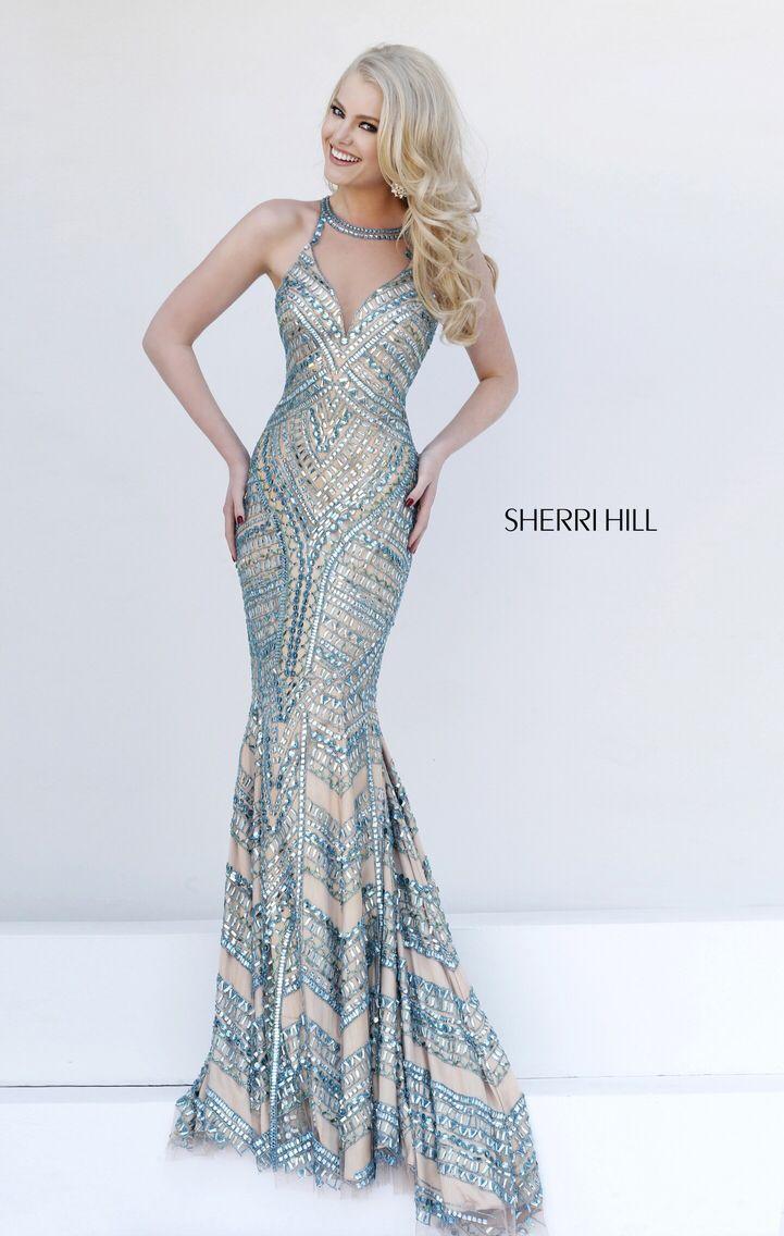 7 best sherri hill images on Pinterest | Abendkleid, Ballkleider und ...