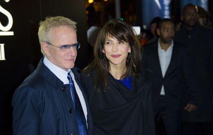 Sophie Marceau évoque  sa rupture avec Christophe Lambert