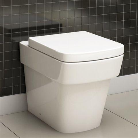 11 best Toilets images on Pinterest Bathrooms suites Back to
