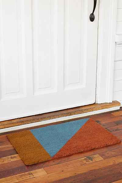 Assembly Home Glen Graphic Coir Doormat - Urban Outfitters