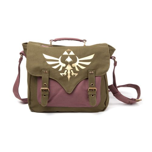 #Zelda messenger bag...tryna figure out which of my friends to sell so I can own it!