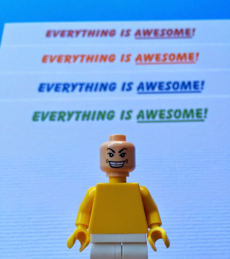 Movie Quotes Thank You Notes - Frozen and Lego Movie