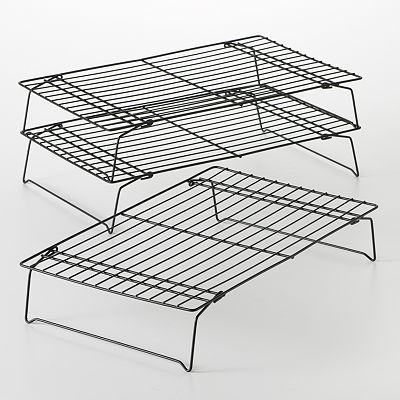 Wilton Chef's Advantage 3-Tier Cooling Rack    http://www.kohls.com/product/prd-89045/wilton-chefs-advantage-3-tier-cooling-rack.jsp