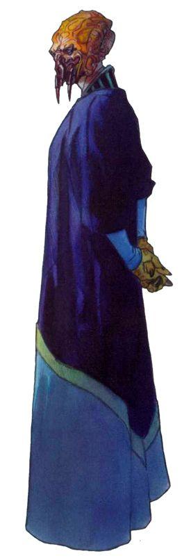 Star Wars - Kel Dorian Jedi Investigator