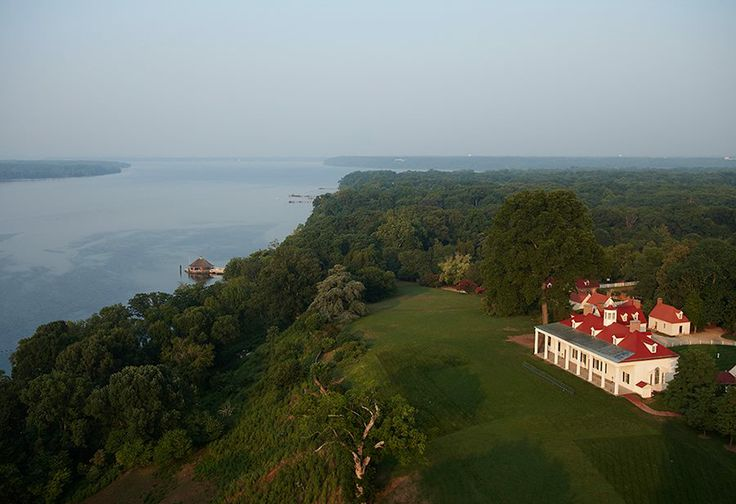 george washington's mount vernon home