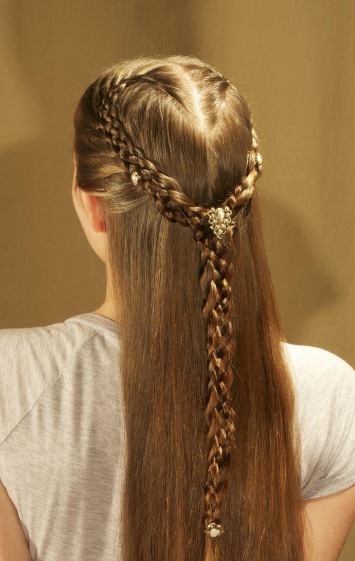 Mittelalterliche Frisuren Zum Inspirieren Versetzen Sie Sich In Die Epoche Archzine Net Mittelalterliche Frisuren Geflochtene Frisuren Flechtfrisuren