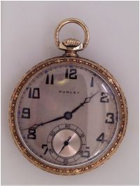 Dudley Masonic pocket watch