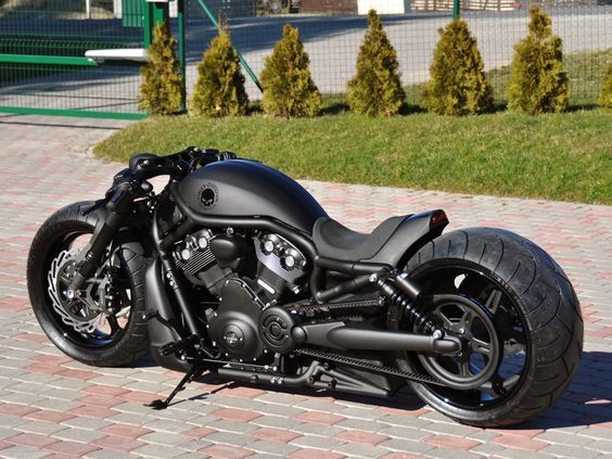 '12 Harley-Davidson Night Rod Special | Fredy.ee