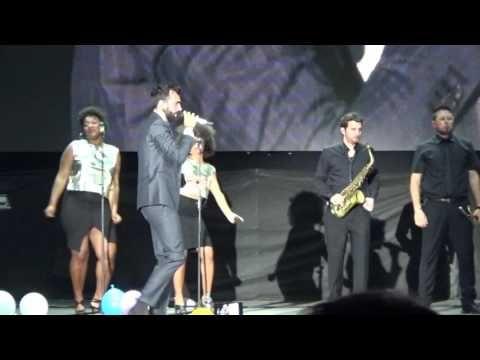 MARCO MENGONI- LUCCA SUMMER FESTIVAL 2016- PRONTO A CORRERE