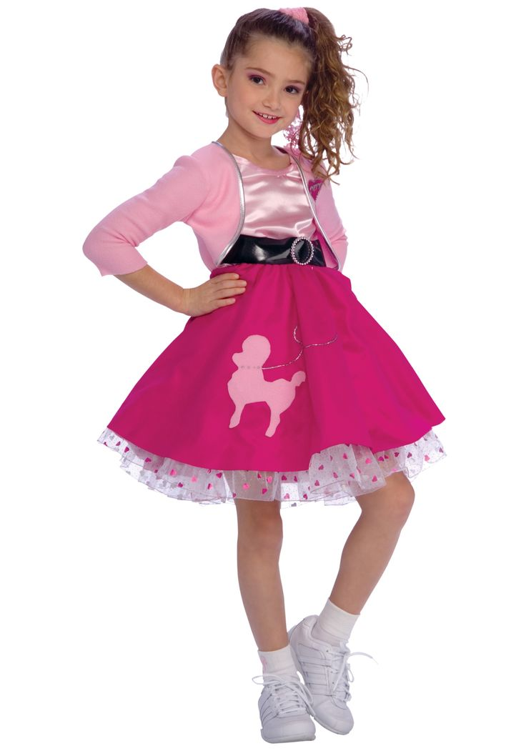 halloween costum ideas for teens set in 50's | Home Halloween Costume Ideas Decades Costumes 50s Costumes Child 1950 ...