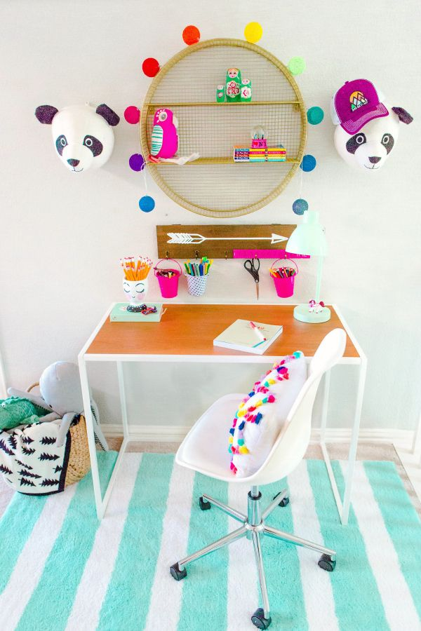 Project Little Miss | Study Nook Reveal | Hi Sugarplum!