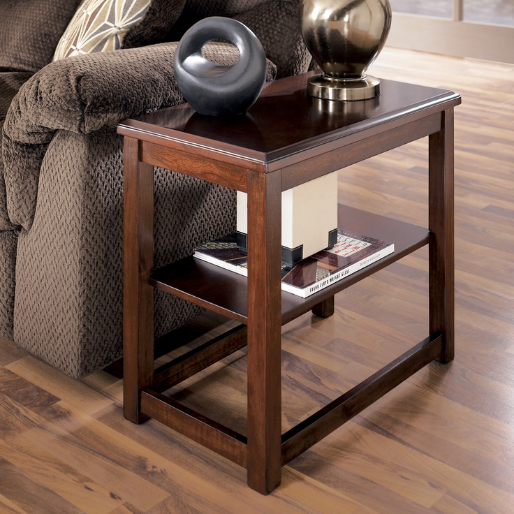 Www Ashley Furniture Showroom: Signature Design By Ashley T566-7 Lance Chair Side End