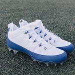 Clean Custom Kicks! The Custom Air Jordan IX Cleats – stupidDOPE