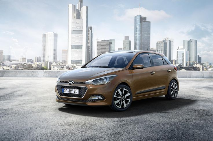 Hyundai auto - 2015 Hyundai i20