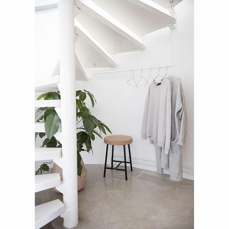 Domo klädhängare S, vit – Domo – Köp online på Rum21.se