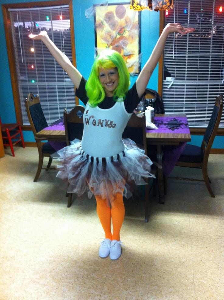 oompa loompa halloween costume - Oompa Loompa Halloween