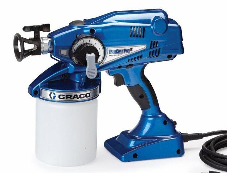 Graco TrueCoat Pro 2 (II) Handheld Paint Sprayer – PaintSprayTools