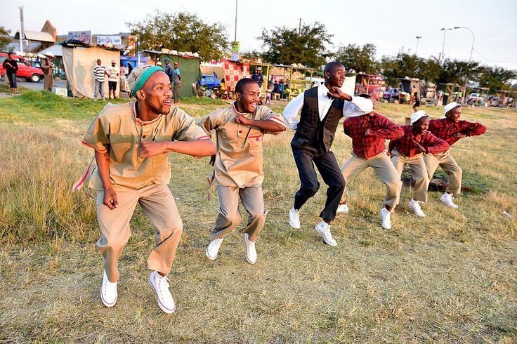 Pantsula Dancing, Gauteng, South Africa | by South African Tourism