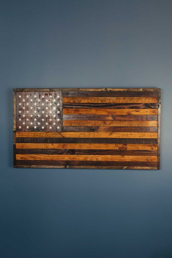 Buy a 50 star wooden sign at bourbon boots shop all handmade sign online