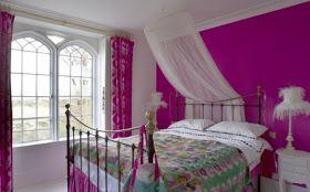 Dormitorios de color Fucsia para Chicas : Decorar tu Habitación