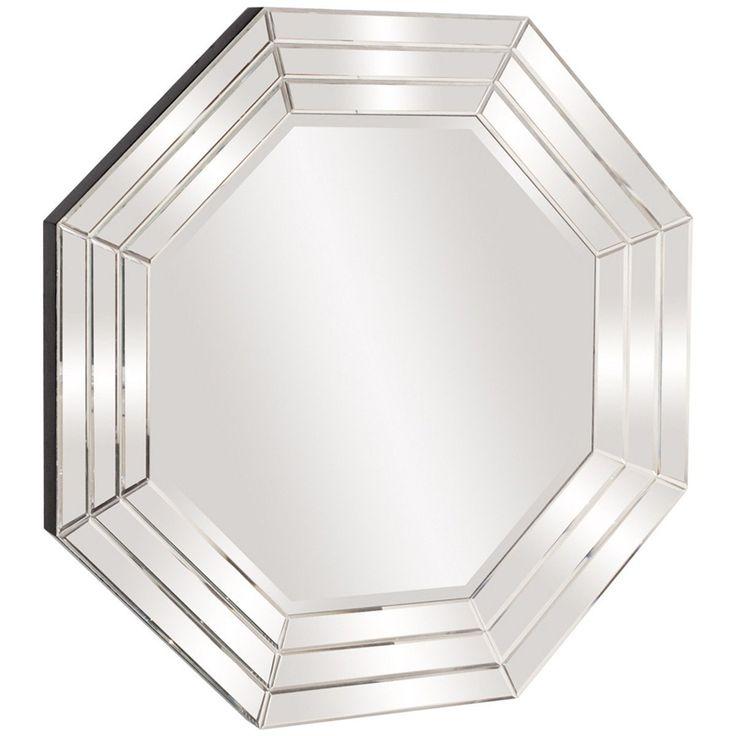 Howard Elliott Jessica Octagon Mirror