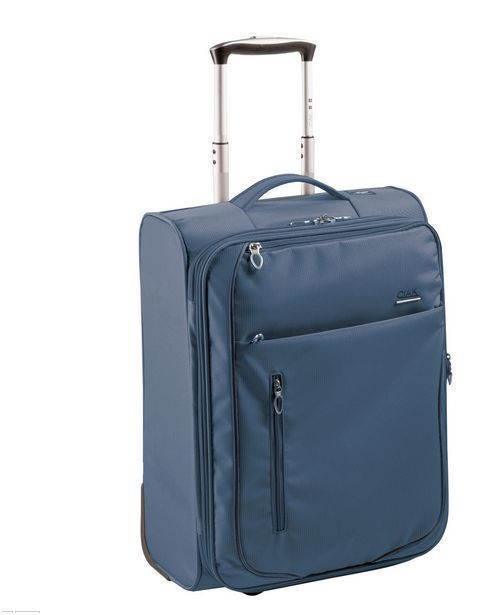 Trolley Cabina Ciak Roncato Linea Meta 2R Super Light Espandibile - TSA - Blu