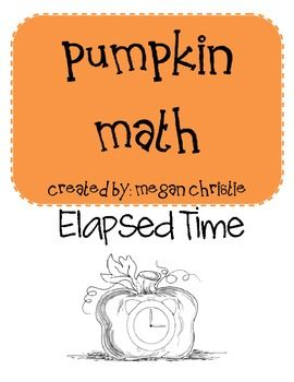how to find elapsed time in math