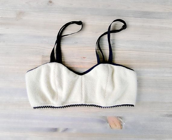 Cashmere soft bra neutral skin tone nude lingerie - custom made cashmere bra - washable in cold water on Etsy, $58.00