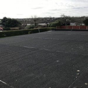 Flat roof After and after photos  Galway