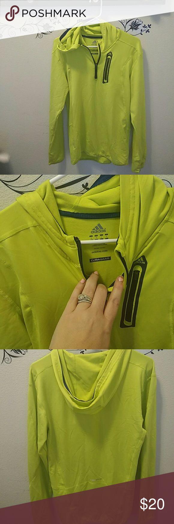 Adidas Women's Running Jacket Climawarm Adidas Jackets & Coats