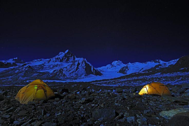 Full moon night at 5,200 metres by sankar  sridhar on 500px