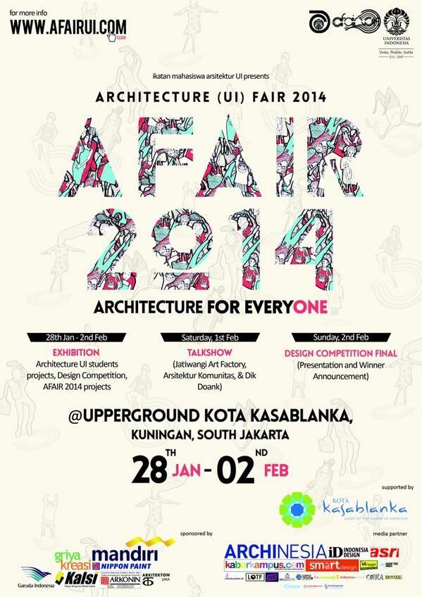 Architecture (UI) Fair 2014