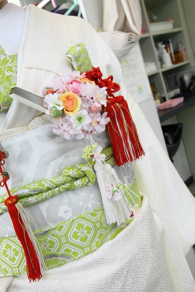 small essential items for Kimono
