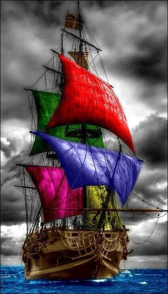 Картинки пиратский корабль на телефон, лет свадьбы