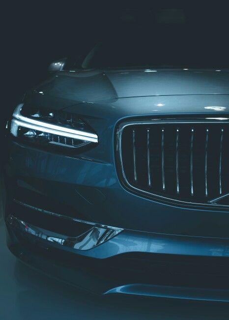 Volvo V90  #volvo #photoshoot #canon #light #car #sweden #desing
