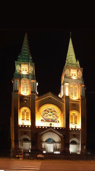 Catedral de Fortaleza (Forteleza Cathedral), Fortaleza, Ceara,Brazil