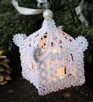 Free Beaded Christmas Ornaments Patterns « Design Patterns
