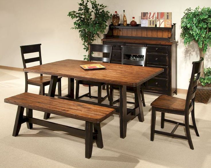 2649 best dining room images on Pinterest | Dining room furniture ...