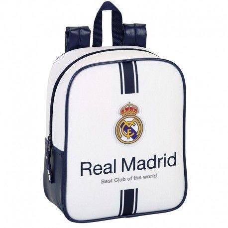MOCHILA REAL MADRID BEST CLUB 27CM
