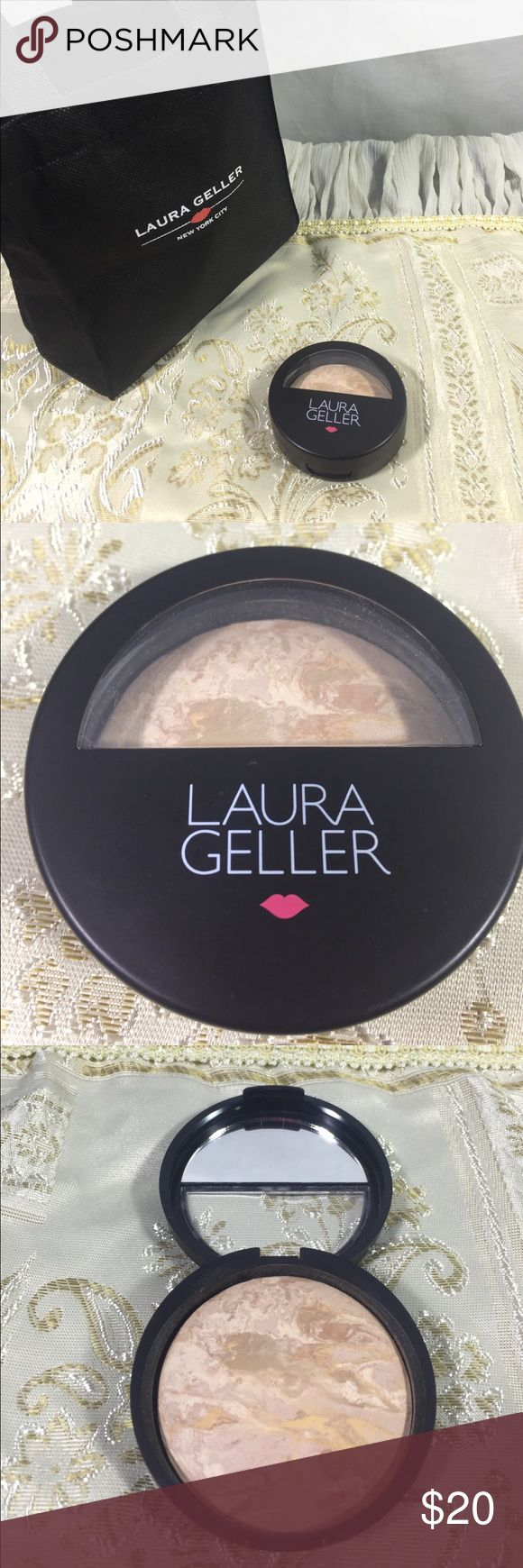 Laura Geller Foundation Fair Net. Wt. 0.32 oz / 9g New never used. No include bag and no box.       BG Laura Geller Other