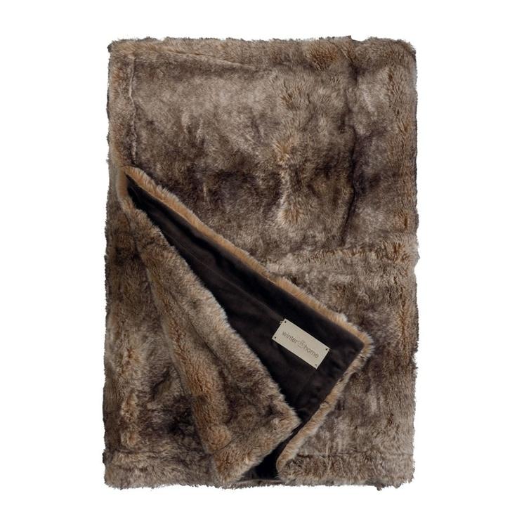 Winter Home Designer Faux Fur Cushions Throws Fur Throw Faux