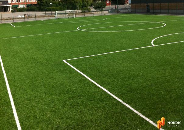 Artificial Grass Football Danderyd