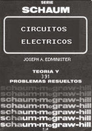 Circuitos Eléctricos de Joseph A. Edminister pdf ~ Libros Libres de Ingenieria Electronica