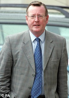 William David Trimble, Baron Trimble, PC is a politician from Northern Ireland. He served as Leader of the Ulster Unionist Party, was the first First Minister of Northern Ireland, and was a Member of the British Parliament.He was given the 1998 Nobel Peace Prize