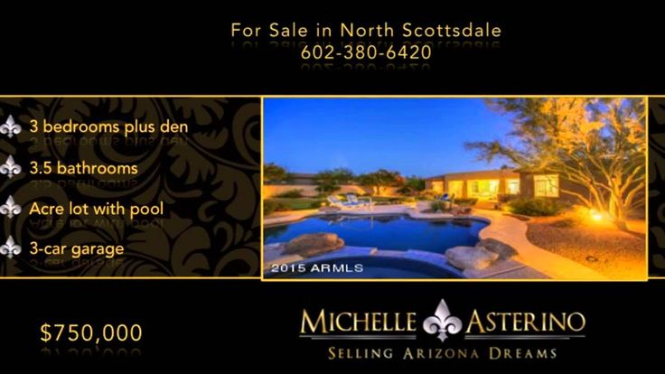 homes for sale with a view in Scottsdale AZ