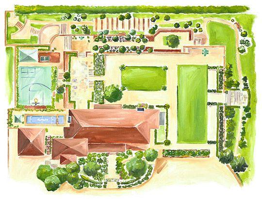 Beautiful Landscape Architecture Plan 478 best site plan images on pinterest   site plans, master plan